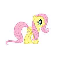 Fluttershy vector 2 by Angel-the-Bunny