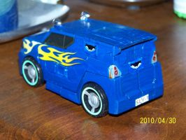 Anime Soundwave Sly Van 04 by coonk9