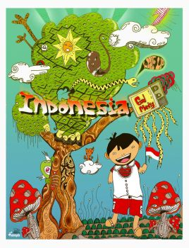 good morning indonesia by kndnkptk