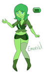 Emerald by Fairiegirl101