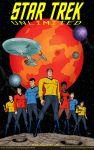 The Line is Drawn: WK 240 STAR TREK UNLIMITED by narfboy