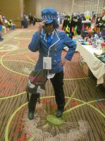 Animefest '13 - Persona 4 by TexConChaser
