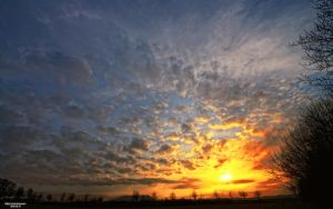 .:Abendrot:. by Frank-Beer
