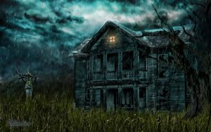 House of The Harvester by aliencharm