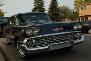 Fifty-Eight Chevrolet by KyleAndTheClassics