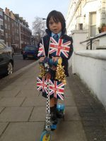 MY BRITISH LIL COUSIN by chicgurl95