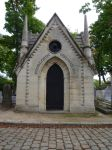 Pere Lachaise cemetery 2 by Tenel