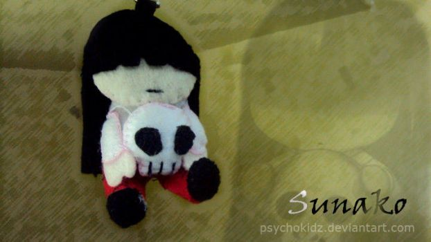 sunako_plush by PsychoKidz