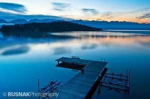 Flathead Lake 01 by snak