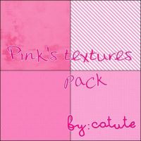 Pink'sTexturesPack.By.CatuteTutorials. by By-Catute