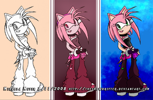 Amy X 3 by TheSnowDrifter