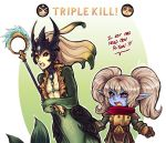 NAMI TRIPLE KILL by ShiNaa
