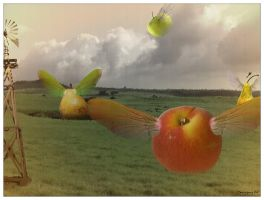 FruitFlies by FractalEyes