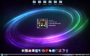 Desktop - April 2008 by azizash