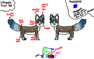 ULTIMATE Fizzy Ref Sheet 2012 by Who-Butt