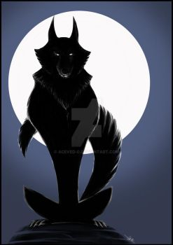 Big Bad Wolf by Aceved-0