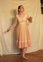 Lace Dress Stock 3 by chamberstock