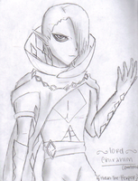 Demon Lord Ghirahim by XTaintedxBloodX