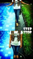 STEP STOP POP by yoenizme