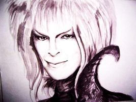The Goblin King by jenniepoop