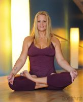 sharon from yoga on chocolate by scottchurch