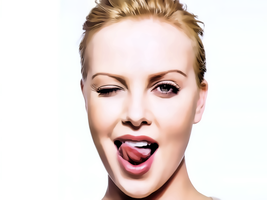 Charlize Theron by donvito62