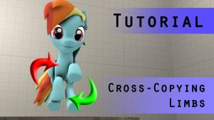 SFM Tutorial - Cross-Copying Limbs by argodaemon