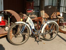 bicycle by ItsAllStock