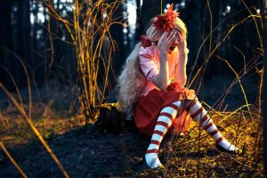 Don't starve - Wendy cosplay by JoyeKeehl