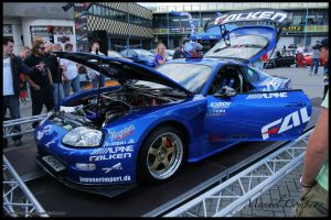 830HP Toyota Supra by compaan-art