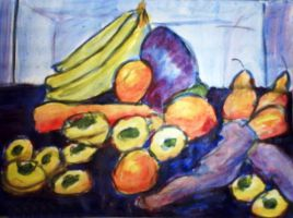 Fruit and Veg Still Life by Rae134