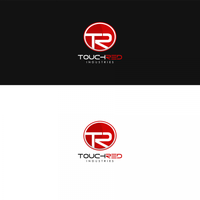 Touch Red Logo Design by LEDPOISON