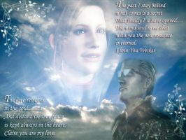 Claire-X-Wesker forever by Claire-Wesker1