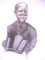 Accordionist by JupiterSequence