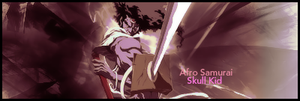 Afro Samurai by Skull--Kid
