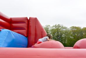 Medway Founder's Day Fun, Leap of Bouncy Faith 4 by Miss-Tbones