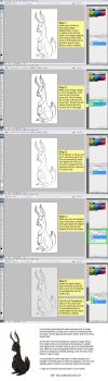 Line Art Prep Tutorial by Zubby