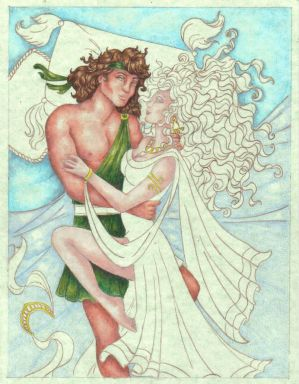 Herc and Hera: Color Stage 2
