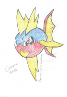 #318 Sweet Carvanha