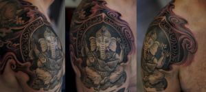 Ganesh by strangeris