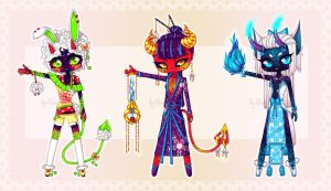 Adopt 12 auction [CLOSED] (SB at 300points\3$) by Swaja-Adopts