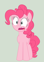 Pinkie Pie: Gasp! by PhillipthePuma