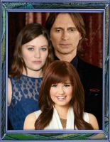 RumBelle Family Portrait II by EmilieBrown