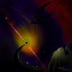 I Would Sooner Devour The Sun by TratserEnoyreve