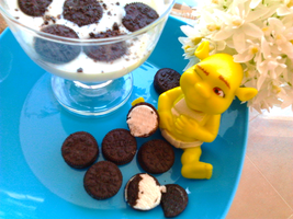 Fargus feat. Mini Oreo Pudding by IllusionsOf-Red