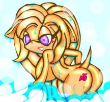 Angelica The Hedgehog by Cystal-The-Wolf