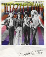 LED ZEPPELIN by ttalktomesoftly