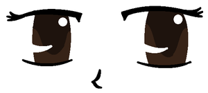 Practice~Anime Eyes by mlp44