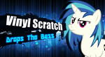 Vinyl Scratch: Drops The Bass by DigiTeku