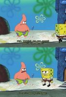 Spongebob Squarepants ~Funny Moment~ 6# by Yvesia